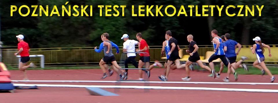 poznanski test lekkoatletyczny