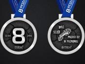 Medal 8.Poznań Półmaraton