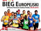 plakat bieg europajski