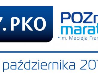 17 PKO Poznan Maraton - LOGO