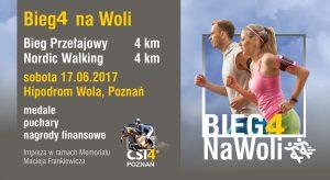 Bieg 4 na Woli @ Poznań | wielkopolskie | Polska