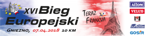 XVI Bieg Europejski @ Gniezno | wielkopolskie | Polska